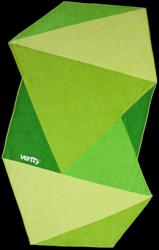 Vertty Strandhandtuch | Classic Green