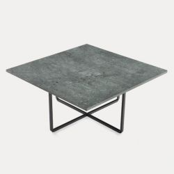 Square Coffee Table Ninety 80 x 80  | Green Indio