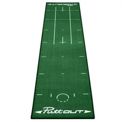 Golf Putting Mat | Green