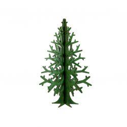 Cardboard Christmas Tree Medium | Green