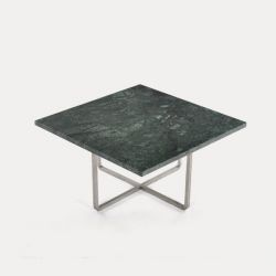 Square Coffee Table Ninety 60 x 60 | Green Indio