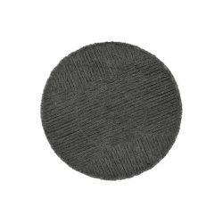 Wool Rug | Green Tea | Dark Grey