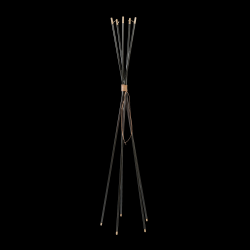 Coat Rack Gren | Black & Beech