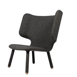 Tembo lounge chair, Grey