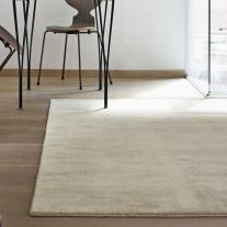 Rug Earth | Bamboo Grey