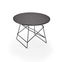 Table Chevet Noir | Medium