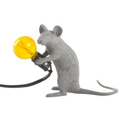 Lamp Mouse Mac | Grey