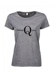 T-shirt Multitask Queen | Grey