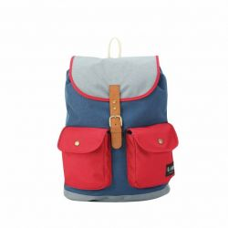 Backpack Chloe | Navy Red
