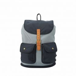 Backpack Chloe | Grey Black