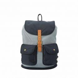 Backpack Chloe | Grey Black