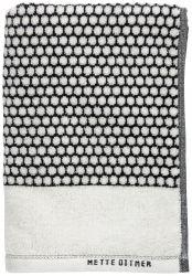 Handtuchgitter | Schwarz/Aus Weiß