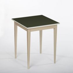 Bennie Table d'Appoint | Vert Courgette