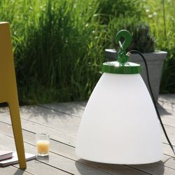 Grumo Outdoor Lamp Green