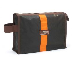 Grand Tour Wash Bag Medium -Olive
