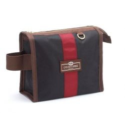 Grand Tour Wash Bag Small -Black