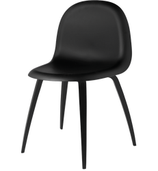 Gubi 5 Chair Black