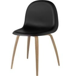 Gubi Chair 5 Black/Oak