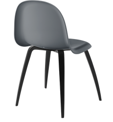 Gubi 5 Chair Midgrey/Black Stained Beach