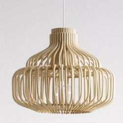 Hanglamp Endless | Naturel