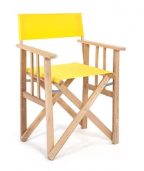 Director Chair | Yellow