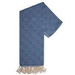 All Seasons Tuch Harmony | Blau