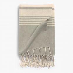 Strandtuch Azur | 180 x 100 cm | Linen