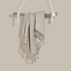 Beach Towel Ola | 200 x 180 cm | Linen