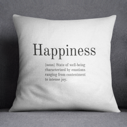 Cushion | Happiness