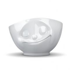 Schüssel Happy 500 ml | Weiß