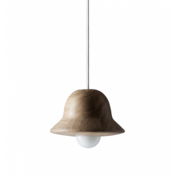 Hat Lamp | Natural Oak