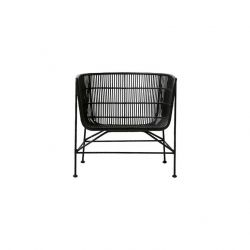 Arm Chair Cuun Black