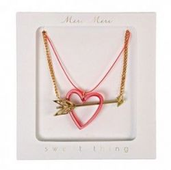Heart & Arrow Necklace
