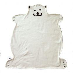 Plaid / Wrap Polar Bear