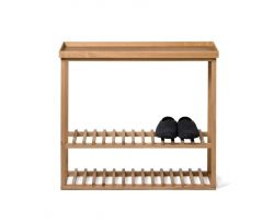 Storage Table Hello | Light Wood