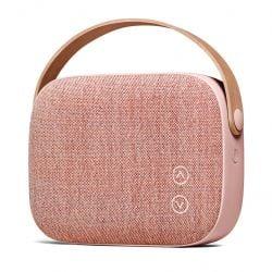 Tragbarer Bluetooth-Lautsprecher Helsinki | Rosa
