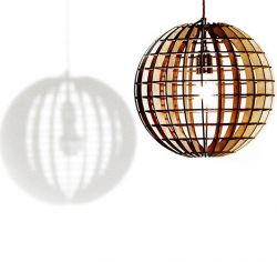 The Hemmesphere Lamp Natural