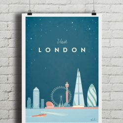 Travel Poster | London