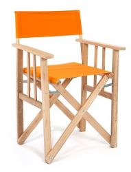 Director Chair | Orange