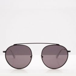 Sunglasses Unisex Hills | Black