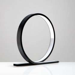 Lampe de Table LOOP | Noir