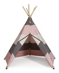 HippieTipi Playtent | Nordic Rose