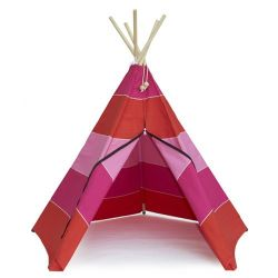 HippieTipi Speeltent | Sunset Rood