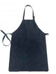 Leather Apron | Dark Blue