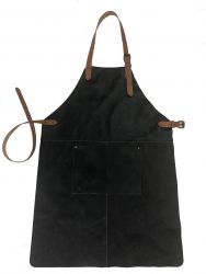 Leather Apron | Black