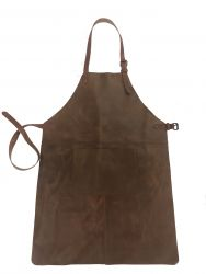 Leather Apron | Cognac