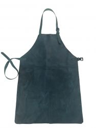 Leather Apron | Light Blue