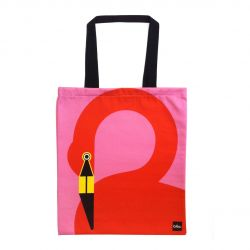Tote Bag | Flamingo