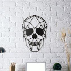 Wanddekoration Schädel