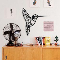 Wanddekoration Vogel